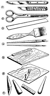 Реферат Методика обучения работе с бумагой и картоном в начальной  Методика обучения работе с бумагой и картоном в начальной школе