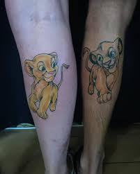 стильные парные тату для влюбленных