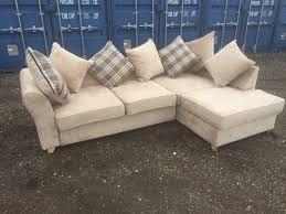 bargain brand new ex display italian corner sofa very modern fast free delivery in norwich