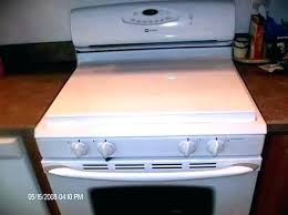glass top electric range stove advanced cooking maytag cleaning system
