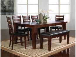 Of Dining Room Tables Dining Table Set With Bench Pub Dining Table Sneakergreet Com