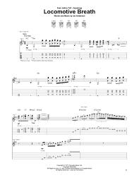locomotive breath piano sheet music download locomotive breath sheet music by jethro tull sheet music plus