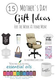 ideas work home. 15 Mother\u0027s Day Gift Ideas - Perfect For The Work At Home Mom! #mothersday E