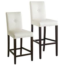 Bar Stools Home Goods  Low Back Counter Stools  Tufted Counter Height  Stools