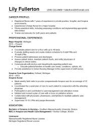 Sample Resumes Resume Writing Gallery of Sample Resumes Full Page 7