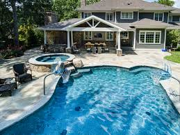 custom inground pools. Inground Pools New Providence NJ By Design Jersey Custom D