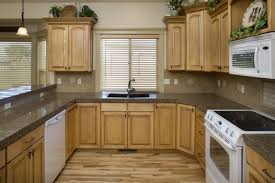 maple kitchen cabinets and wall color. kitchen pictures with maple cabinets...concrete counter tops, cream walls, cabinets and wall color t