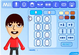 Design Your Character Simple Avatar Creator Mii Create Cartoon Character