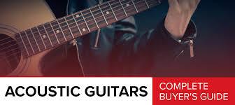 43 Best Acoustic Guitars Extended List 2019 Reviews