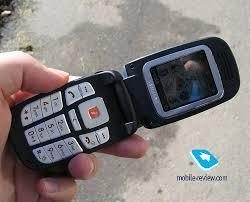 Review GSM phone Samsung E610
