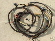 items in vintage ford parts r us store on 41 1941 ford truck dash wiring exact orignal style v 8 new