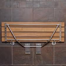 wall mount fold down teak shower bench teak shower teak wall mounted folding teak shower bench