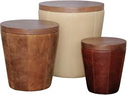 African Drum Coffee Table Kahawa Coffee Table