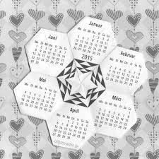 Cdo Calendari Origami