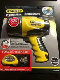 STANLEY FATMAX FL5W10 <b>Waterproof LED Rechargeable</b> ...