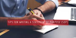 Tips For Writing A Statement Of Purpose (Sop) - Canadian Visa Review