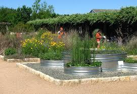 stock tank gardening
