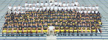 Michigan Football Depth Chart 2010 Football Team University Of Michigan Athletics