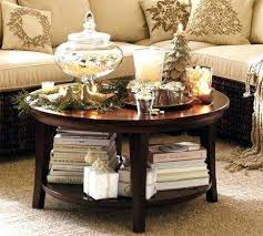 decoration round coffee table decor ideas s ides glass images throughout round coffee table decor