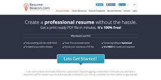 Free Online Resume Builders Online Resume Builder Online Resume