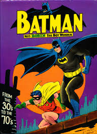 batman from the 30s to the 70s