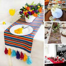 diy table runners for weddings dinner parties and thanksgiving fb square