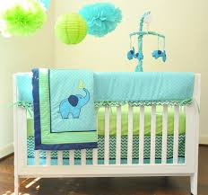 full size of baby nursery moderen rectangle white crib aqua polka dot rail guard aqua