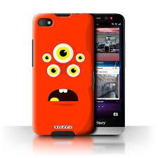 Blackberry A10/Rot/Monster