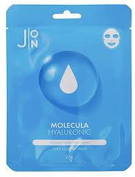 J:ON Molecula <b>Hyaluronic</b> Daily Essence Mask <b>Тканевая маска</b> с ...