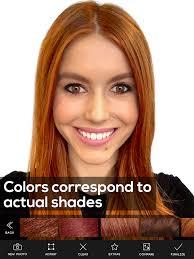 Hairstyle Simulator App hair color studio premium android apps on google play 6347 by stevesalt.us