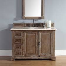 Real wood bathroom vanities White Quickview Imdesigns Reclaimed Wood Bath Vanity Wayfair
