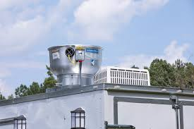 kitchen exhaust fan. Picture Of 8\u0027 Mobile Kitchen Hood System With Exhaust Fan