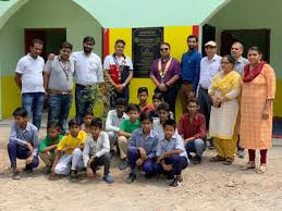 chandigarh round table india an ngo today dedicated three classrooms to government middle school in sector 21 panchkula the classrooms have been