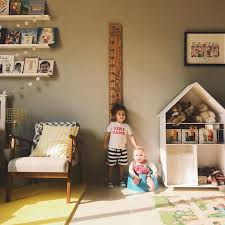 Wall Ruler Height Chart Though She Be But Little She Is Fierce Height Ruler
