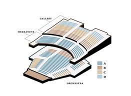 Fulton Theater Seating Chart Complete August Wilson Theatre Seating Chart View August