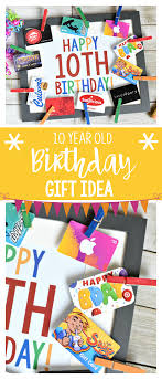 fun birthday gift idea for 10 year old boys or s
