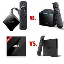 Fire Tv Comparison Chart Jailbroken Amazon Fire Tv Cube Vs Amazon Fire Tv Box Vs