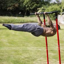 outdoor pull up bar exercises