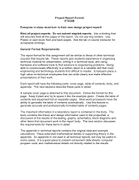 front page for computer project project report format and cover page