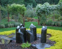 Small Picture Outdoor Water Fountain Ideas Houzz