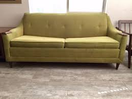 kroehler sleep or lounge mid century