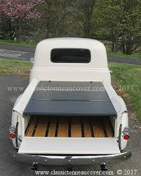 Hard tonneau cover for the 1947-53 Chevy truck. | 51 Chevy Pickup ...