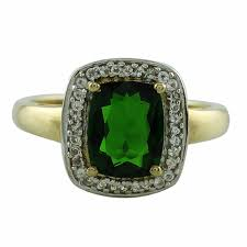 russian chrome diopside 2 03 ct gorgeous ring gold anniversary jewelry solid ncviok1575 gemstone