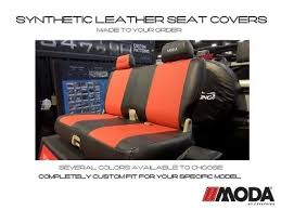 coverking moda synthetic leather front