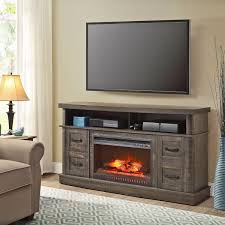 electric fireplace tv stand entertainment center allstateloghomes inside electric fireplace heater get best electric fireplace heater