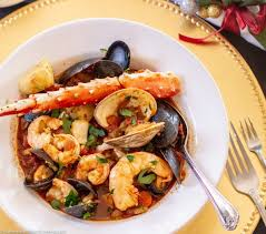 A Special Occasion Italian Seafood Soup ...