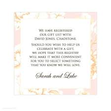 wedding invitation gift ideas wedding invitation gift registry wording wedding invitations registry wording monetary gifts on