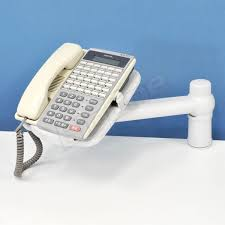 phone units arm low type rotation with white white white phone stand telephone arm telephone arm