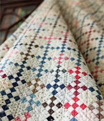 How to quilt a patchwork quilt just like Civil War–era quilts ... & Birthday Quilt Adamdwight.com