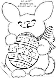 Easter Coloring Pages Kids Coloring Page Happy Sheets Pages Day